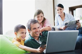 family internet