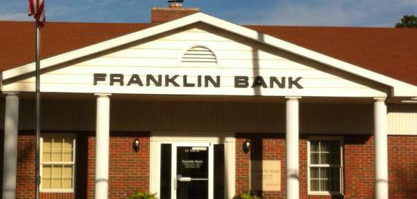 Franklin Bank To Become Branch Of Community State Bank