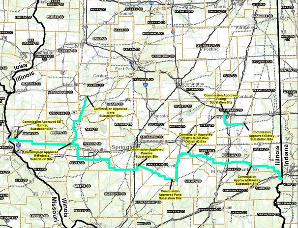 Transmission Line Project Construction Under Way Wlds