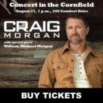 Concert in Cornfield