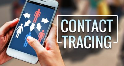 Coronavirus contact tracing app goes live early